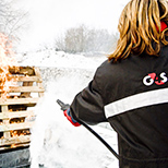 G4S Luxembourg incendie