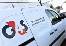 G4S LUXEMBOURG SYSTEME DE SECURITE