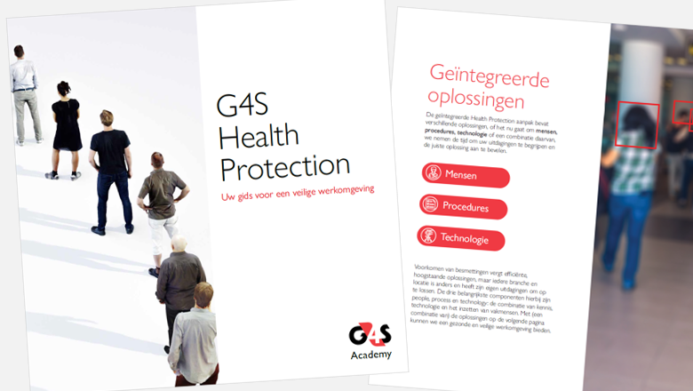G4S Health Protection gids