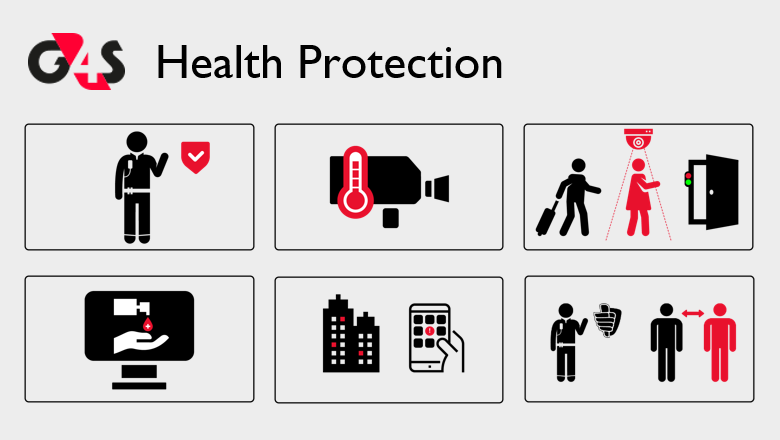 G4S Health Protection dienstverlening