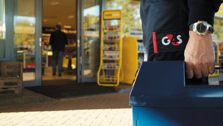 Cash Solutions | Oplossingen | G4S Nederland