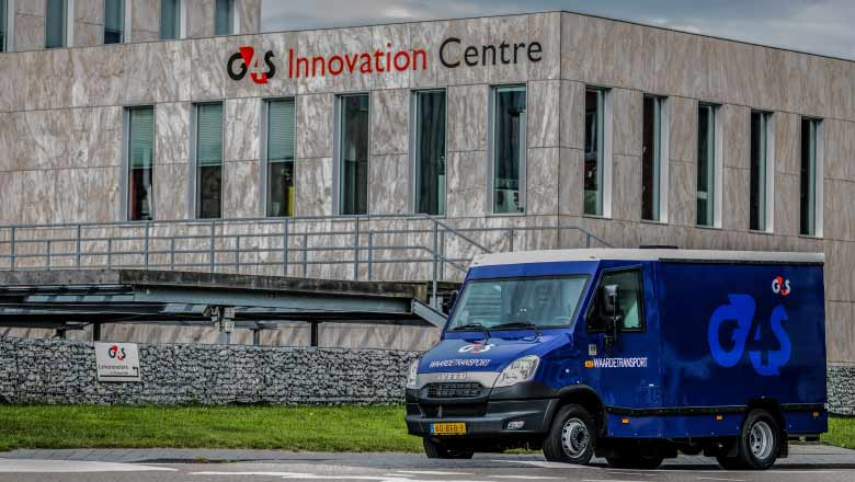 Innovation Centre geldwagen