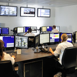 G4S Secure Monitoring - Control Room 154X154