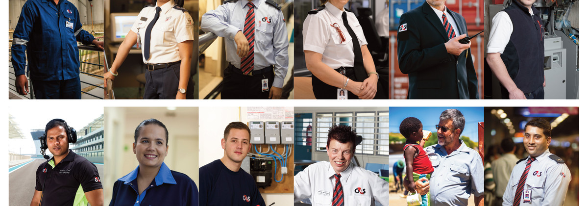 G4S employees